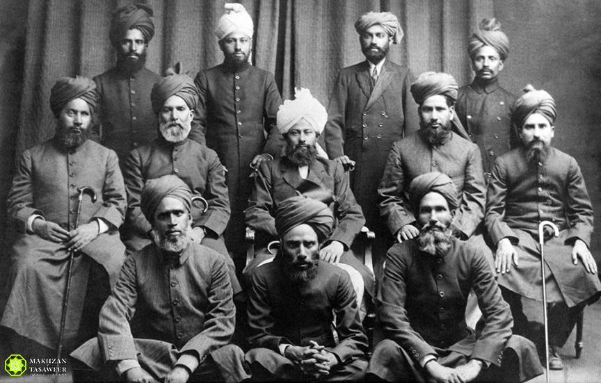 Hazrat Mirza Bashiruddin Mahmud Ahmad