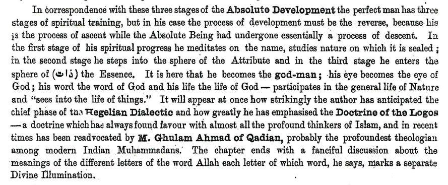 Allama Iqbal Testimony